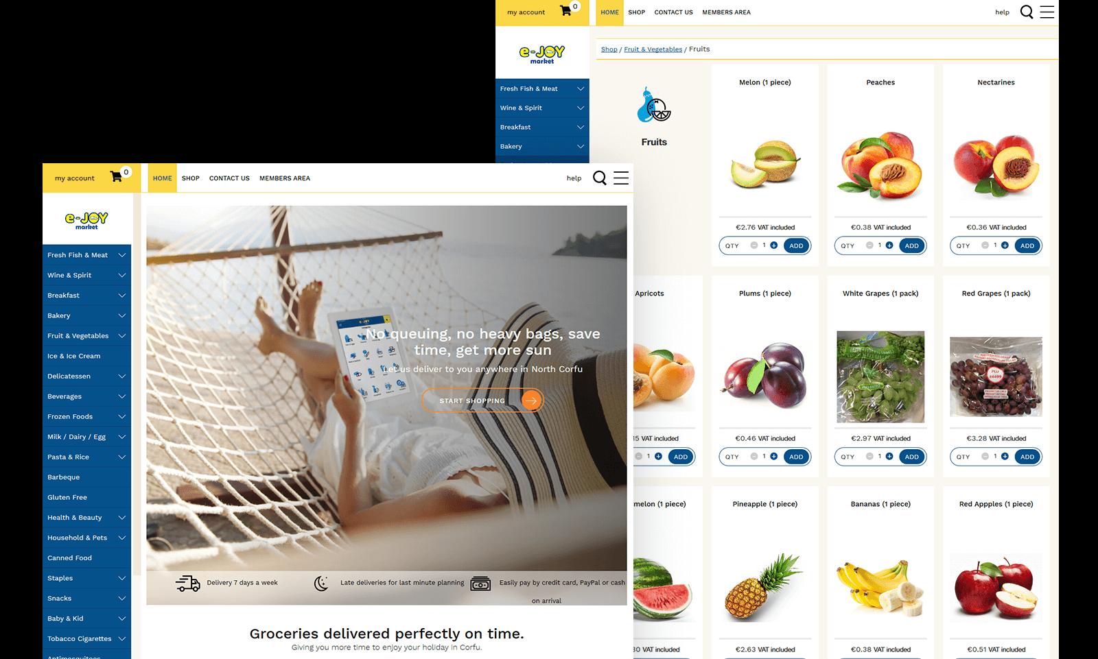 e-joy market hero image
